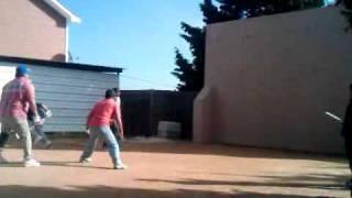 Treguas de Rebote Jorge y Polocho vs. Dos de Casa blanca
