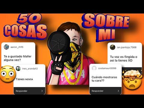 50 COSAS SOBRE MI♥️ ¿ME GUSTA MI MEJOR AMIGA?😳🔥 // RG4 POETA