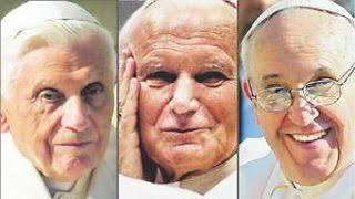 TEMIBLE REVELACIÓN. ¿Resucitará el Papa Juan Pablo II para ser el anticristo bíblico, la Bestia 666?