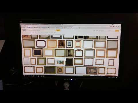 Как я печатаю фоны и рамочки для скрапа