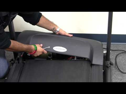 Eletric treadmill - Speed Sensor Adjustment