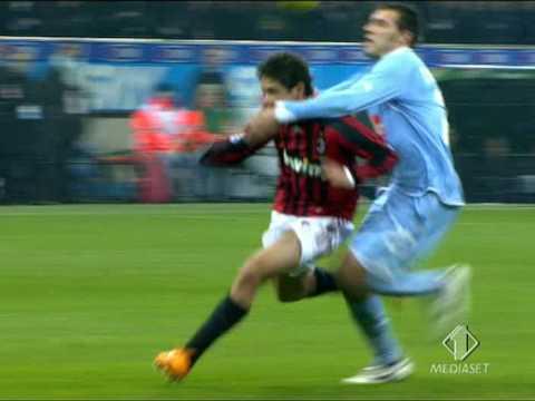Pato primo gol in campionato Milan Napoli 5-2