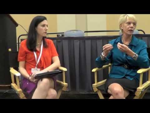 Cathie Black Talks Career Success
