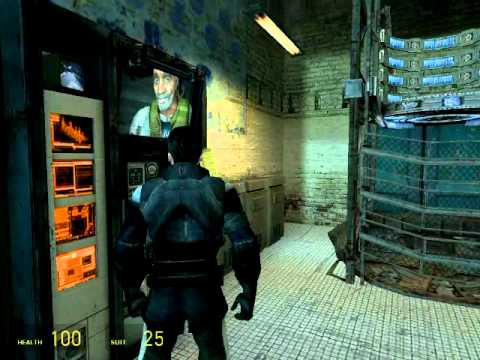 Let's Play Half Life 2: Take That Establishment!