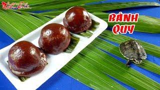 Làm Thử Bánh Quy Đậu Xanh Nước Cốt Dừa Thơm Ngon Khó Cưỡng | NKGĐ