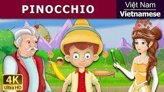 Pinocchio | Chuyen co tich | Truyện cổ tích | Truyện cổ tích việt nam