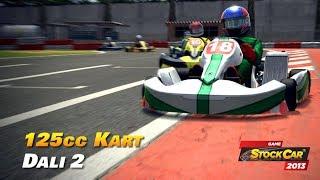 Game Stock Car 2013 125cc Kart PC Gameplay FullHD 1080p