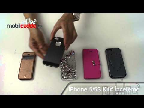 IPhone 5 / 5S Kılıf İnceleme