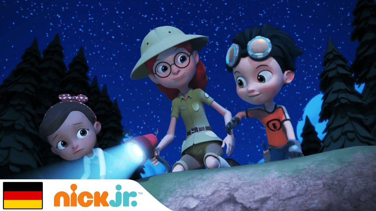 Rusty Rivets | Campingausflug | Nick Jr.