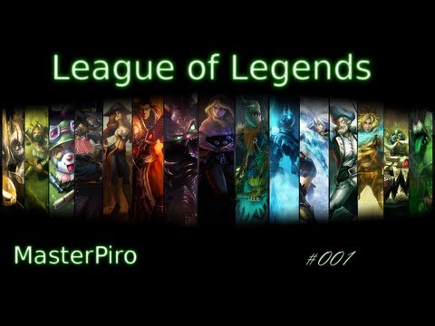 League of Legends z MasterPiro #001 [EU Nordic & East]
