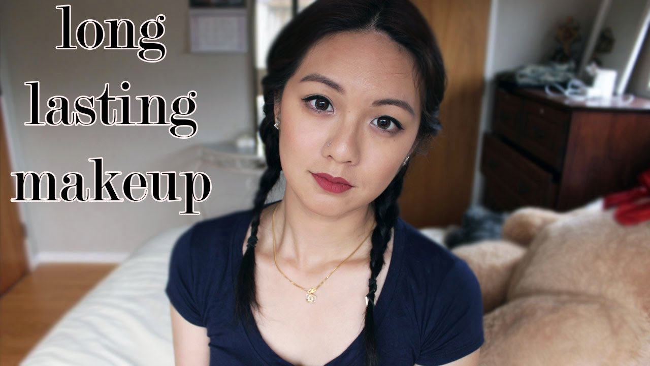 Long Lasting Asian Makeup For Hot and Humid Weather