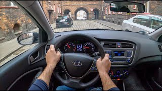 Hyundai i20 | 4K POV Test Drive #350 Joe Black