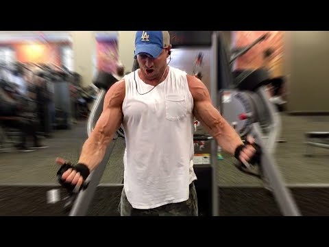 Full Chest Workout For Aesthetic Muscle Gains