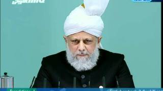 (Tamil) Friday Sermon 4th February 2011 - Islam Ahmadiyya