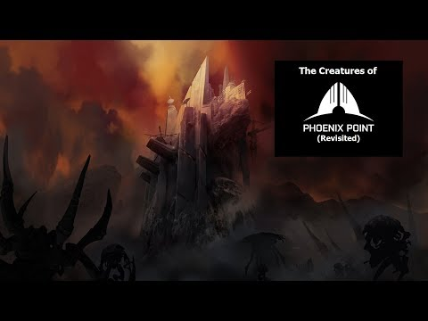 The Creatures of Phoenix Point, Revisited