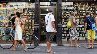 Испания  неожиданное снижение розничных продаж   economy