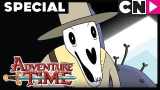 Время приключений | Дары Смерти (эксклюзивный вебизод) | Cartoon Network