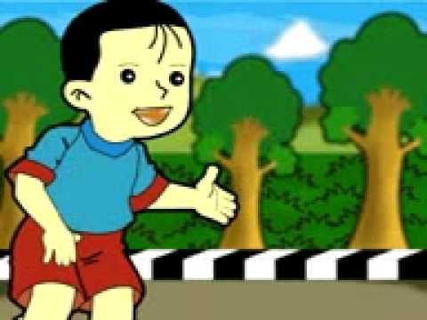 Animasi  Film Pendek CITA CITA ANAK BANGSA by Kamil
