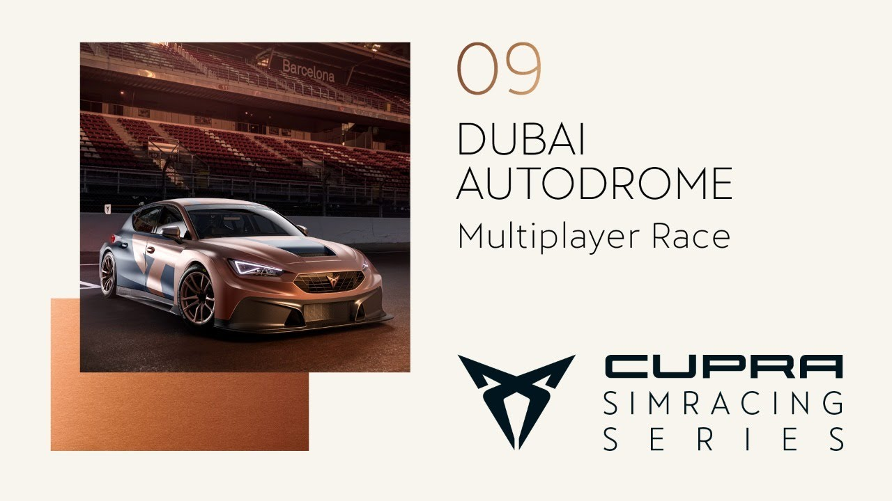 Video: 2020 CUPRA Series, Round 9 Dubai Autodrome highlights