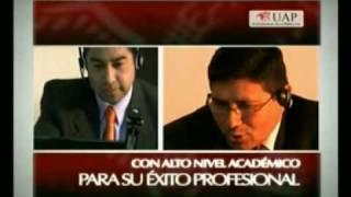 VIDEO EDUCACION A DISTANCIA - UNIVESIDAD ALAS PERUANAS