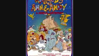 Raggedy Ann and Andy: A Musical Adventure - Original Record
