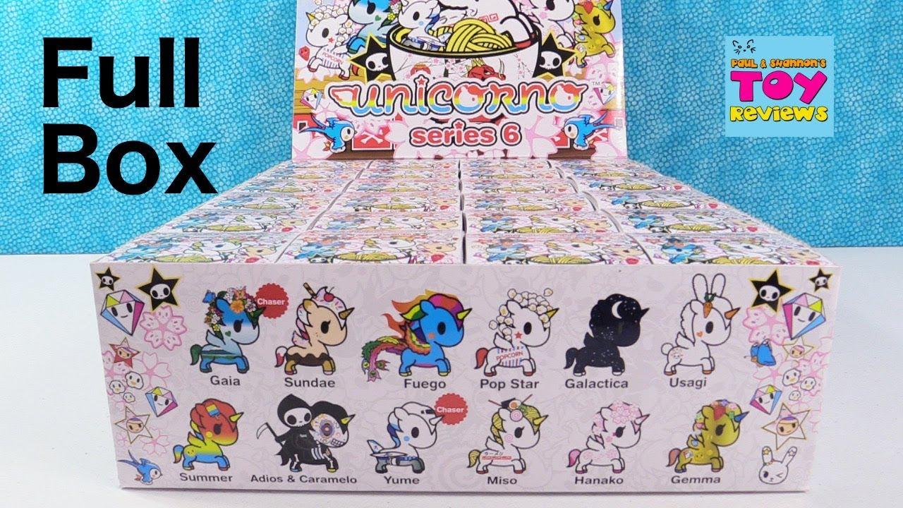 Gaia CHASER Unicorno Series 6 Tokidoki Blind Box Unicorn Vinyl Figure Rare