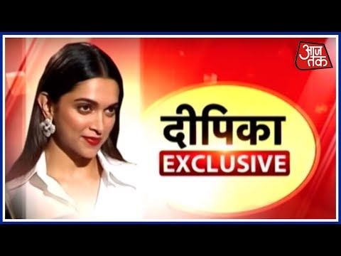 Deepika Padukone Exclusive Interview On Padmaavat Jauhar Controversy