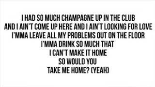 Stayin out all night lyrics