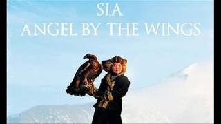 """Sia Angel By The Wings (from the movie """"The Eagle Huntress"""") Lyrics"""