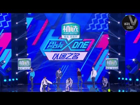 [ENG] 190214 WayV On All For One: Regular Performance