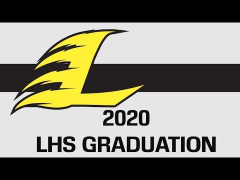 Lenox High School: 2020 Graduation