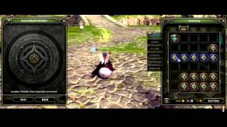 Dragon Nest Indonesia (INA) - Heraldry Enchantment 3rd Status