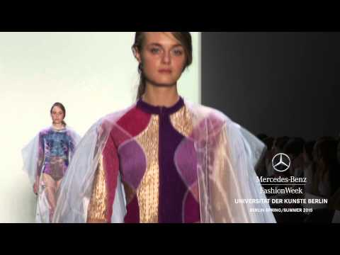 UNIVERSITÄT DER KÜNSTE BERLIN : MERCEDES-BENZ FASHION WEEK BERLIN SS15