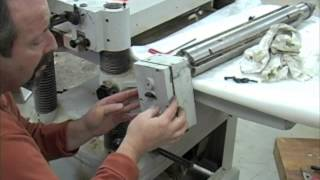 How to Change the Cutterhead on a Planer