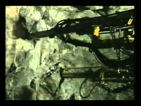 Gold Mining in Saudi Arabia Video 2