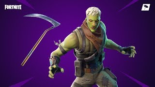 Brainiac Skin Fortnightmares Victory! :Fortnite Battle Royale Gameplay