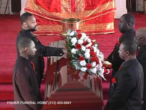 Fisher Funeral Home -John Lucy-Mother Robbie Watson Home Going