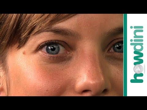 Fresh Bright Eye Makeup Tutorial - Natural Looking Makeup Tutorial