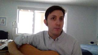 (799) Zachary Scot Johnson Back When You Were Into Me Jeff Daniels Cover thesongadayproject Scott