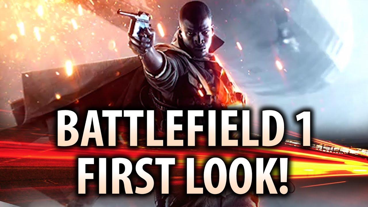 battlefield 5 first look