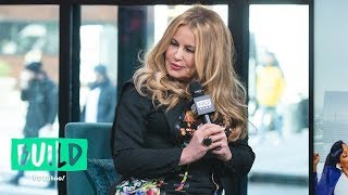 "Jennifer Coolidge Chats About Starring In The Comedy Film, ""Like A Boss"""