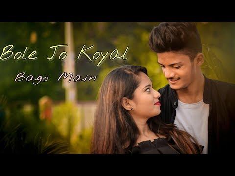 bole-jo-koyal-bago-mein-yaad-piya-ki-aane-lagi-|-cute-love-story-|-chudi-jo-khanki-|-uvr-film-|