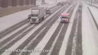 1/8/2015 Minneapolis MN Winter Storm