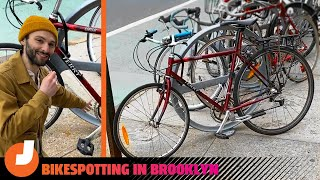homepage tile video photo for Let's Look At Some Real New York City Cars: These Old Bikes
