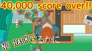 Braains.io - 40,000 score over!! The bi…