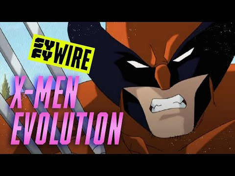 X-MEN: Evolution - Everything You Didn't Know | SYFY WIRE