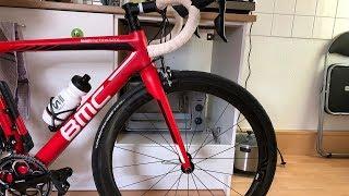 Первый тюнинг шоссейного велосипеда