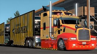 American Truck Simulator T600 1.35 Upgrade Shaneke Game