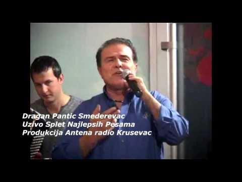 Dragan Pantic Smederevac 2,5 sata Uzivo Antena radio Krusevac
