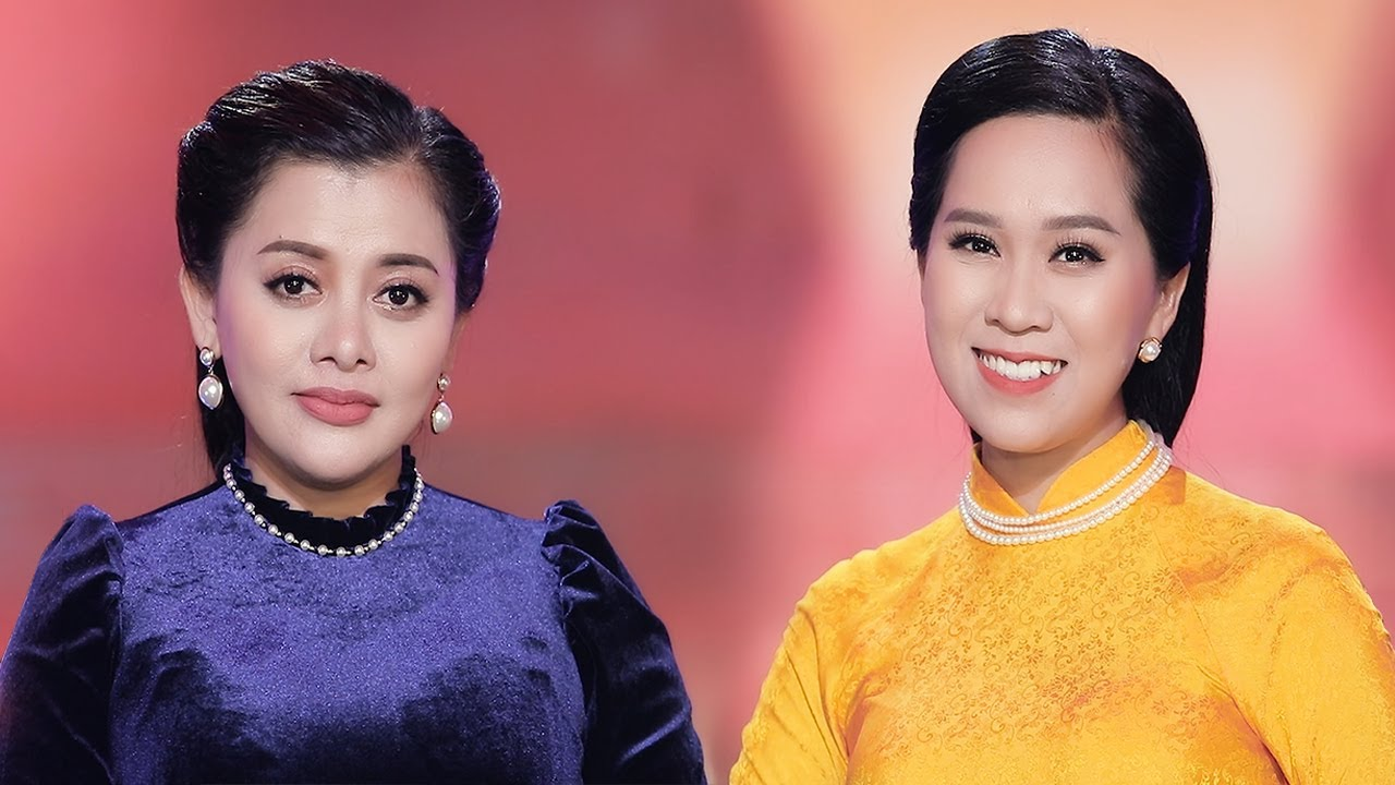 Một Thoáng Duyên Quê - Hồng Phượng ft Hồng Quyên | Hai Nữ Ca Sĩ Xinh Đẹp Hát Trữ Tình Hay Ngất Ngây